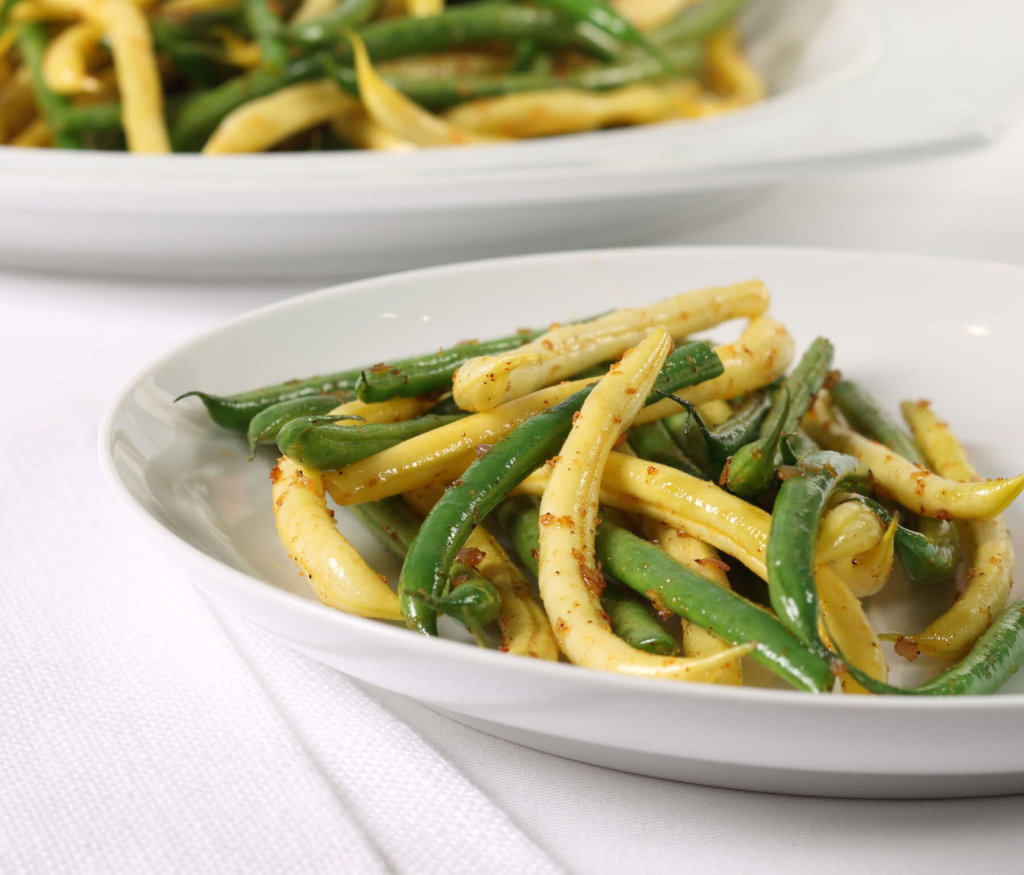 Sauteed French Beans