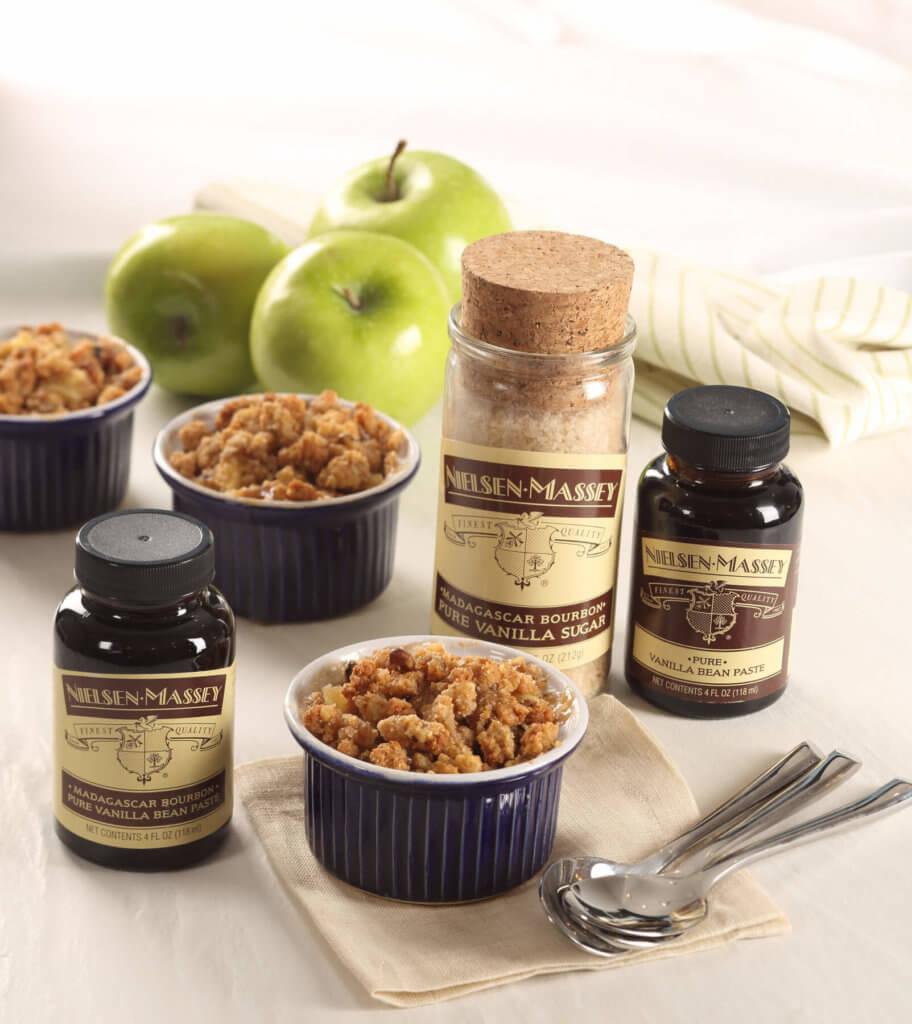 Gluten-free Apple Crumble