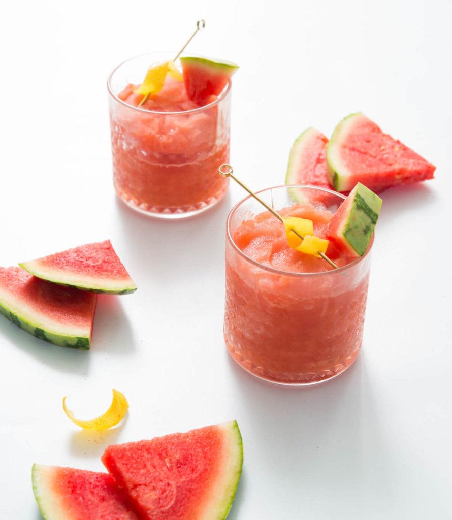 Watermelon Frose