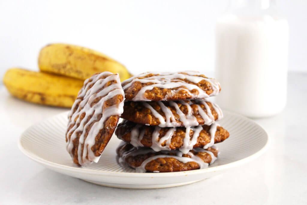 Banana Bread Breakfast Cookies2
